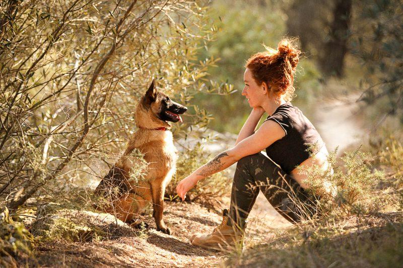 Effy's Photography - Chien et son maitre